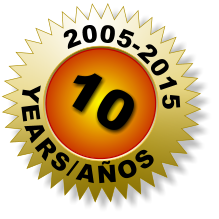 10 years badge